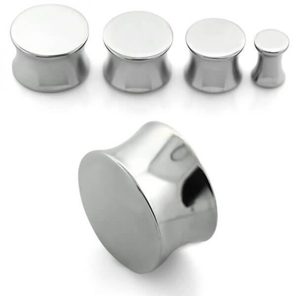 plug-dilatacion-acero-pulido